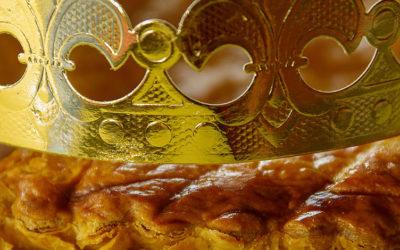 Galette des rois au sucre de coco LS TRADE