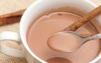 Chocolat de communion pour 4 personnes