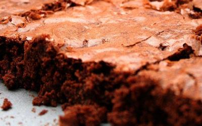 Recette de Brownie aux haricots rouges