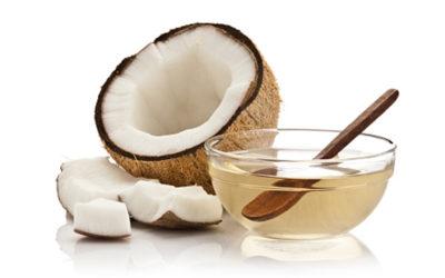 L'utilisation de l'huile de coco dans la perte de poids
