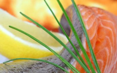 Recette de saumon à l'huile de coco LS TRADE et citron vert