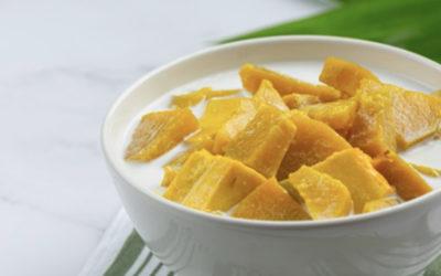 Recette de Giraumon aux épices et lait de coco LS TRADE