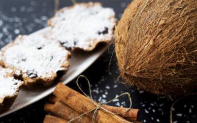 Recette de Muffins chocolat noix de coco LS TRADE
