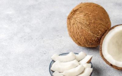Les vertus du lait de coco
