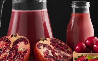 Recette du smoothie aux fruits rouges et à l'huile de coco LS TRADE